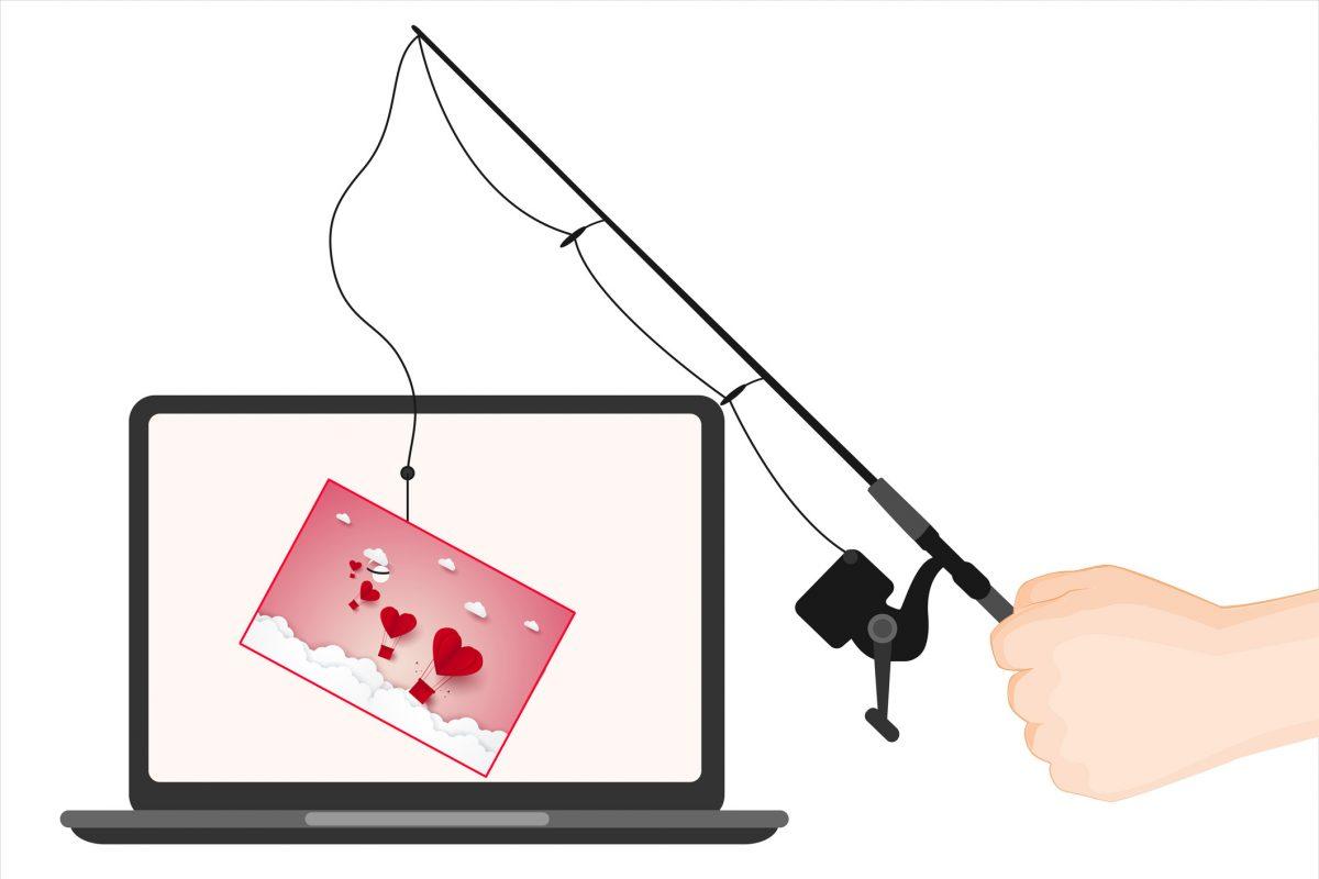 Attenzione al phishing di San Valentino: